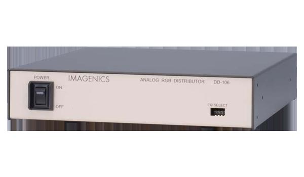IMAGENICS RGB分配器 6分配 DD-1...