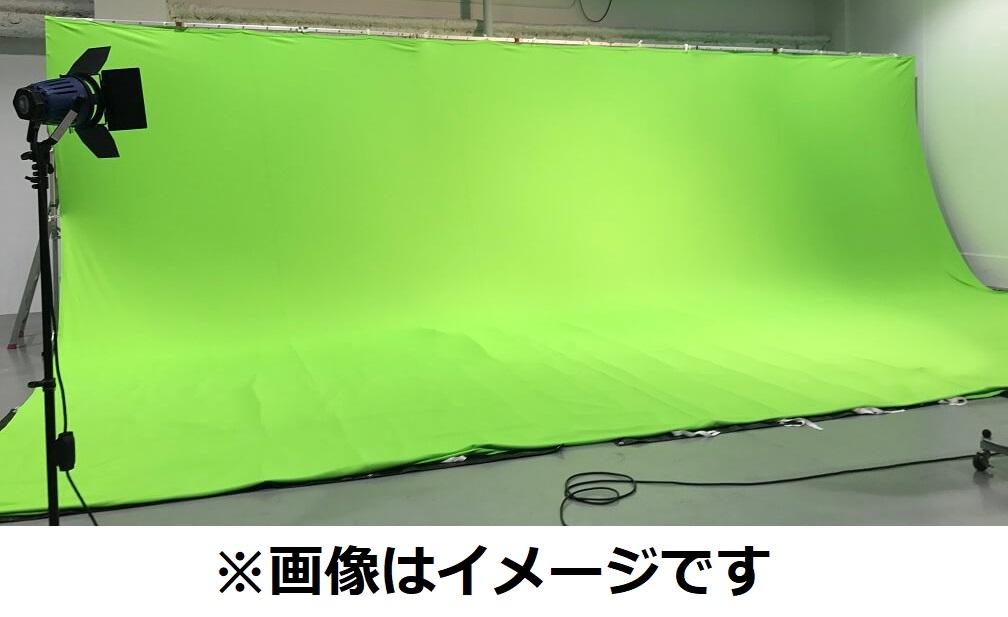グリーンクロマキースクリーンイメージ画像